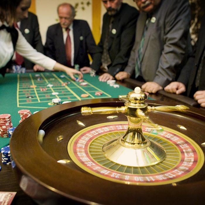 Zabawa w kasyno, kasyno wynajem, stoły kasynowe, ruletka